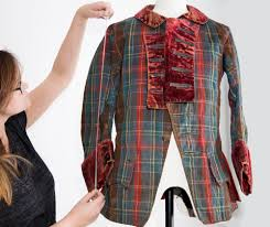 Define Tartan by Stunning Objects Tell The True Story Of Bonnie Prince Charlie And