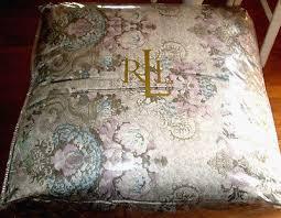 Ralph Lauren Antigua King Comforter Ralph Lauren Margeaux Bedding Collection On Ebay