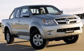 toyota truck hilux toyota hilux 4 2 diesel m t cebu easy rent a car reservation