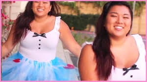 diy alice in wonderland halloween costume with missremiashten
