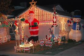 Riverside Light Show by Best Christmas Lights And Holiday Displays In Elk Grove