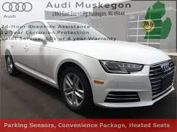 audi a4 white 2017 white audi a4 in michigan for sale used cars on buysellsearch