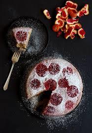 blood orange almond cake little vienna