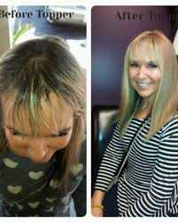 want a realistic way to cover thinning hair try a human hair