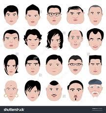 short hairstyles for chunchy men short haircuts for fat guys hair