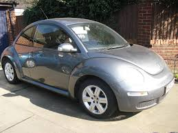 grey volkswagen bug used volkswagen beetle luna grey cars for sale motors co uk