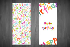 birthday card template photoshop ideas for big celebrations