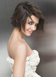 short curly hair with side bangs haircuts and hairstyles with