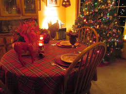 Romantic Dinner At Home by Rose Of Sharon Garden A Fun Little Romantic Christmas Dinner For Two