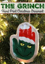 the grinch print keepsake ornament grinch