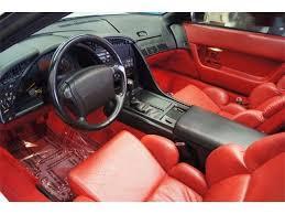 1992 corvette interior 1992 chevrolet corvette convertible white with interior
