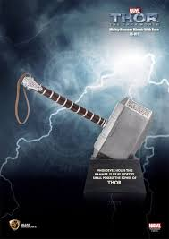 thor the dark world replica the mighty hammer of thor movie mania