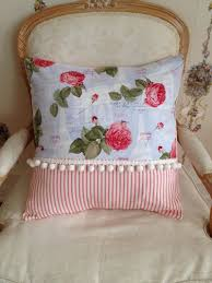 Shabby Chic Pillow Shams by French Country Pillow Cover Shabby Chic Pillow Cover Sham Paris