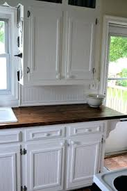 wainscoting backsplash kitchen wainscoting kitchen bead board wallpaper on cabinets by shabby