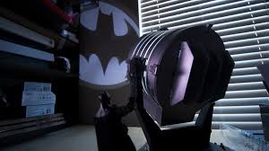 Batman Lights For Just 300 You Can Own A Tiny Bat Signal Batman Not Included