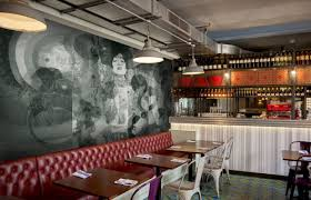restaurant wall murals u0026 restaurant photo wallpaper wallsauce norway