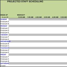 employee work schedule template download free u0026 premium
