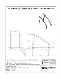 Deck Stair Handrail Designer Deck To Stair Handrail Ica