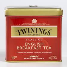 twinings breakfast leaf tea tin world market