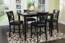 dining room brooklyn brooklyn black dining room mor furniture for less black dining