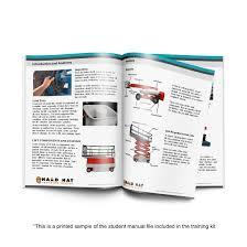 aerial and scissor lift training kit