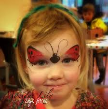 pin by nancy chacon on face painting designs pinterest ladybug