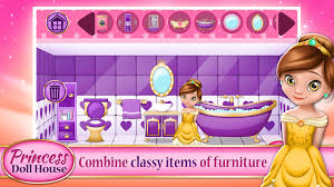 Princess Home Decoration Games Princess Doll House Games Android Apps On Google Play