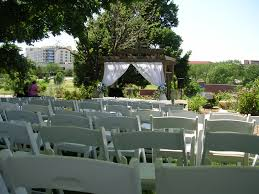 wedding venues amarillo tx grande wedding lawn amarillo botanical gardens