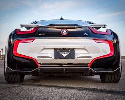 Bmw I8 Body Kit - vorsteiner vr e ducktail spoiler carbon fiber pp 2x2 glossy bmw i8