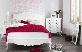 antique white bedroom furniture wooden framed bed with storage