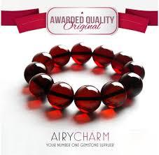 blood bracelet images Buy cheap handmade blood amber loose bead bracelet jpg