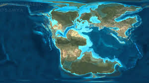 Map Of The World 1 Million Years Ago by Earth U0027s Natural Geographic History Palaeogeography From