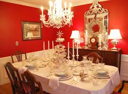 red and silver christmas table settings mix red silver and white for a classy christmas at home with aptdeco