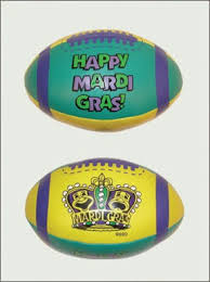 mardi gras crown 7 inch mardi gras crown vinyl football mardi gras from