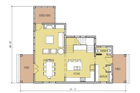 small floor plan design