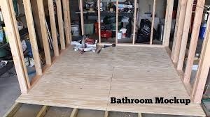 how to cut through subfloor cutting plywood and breaking sheet goods home repair