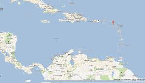 World Map Aruba by Saint Kitts And Nevis Map
