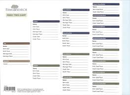 9 best images of large blank family tree chart blank family tree