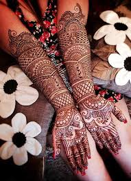 10 best bridal mehndi designs for your wedding day