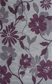 Purple And Grey Area Rugs Lark Manor Ales Light Greypurple Area Rug Reviews Wayfair For Grey