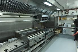 kitchen impressive burger restaurant kitchen layout asian design