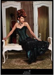 bridal corsets and alternative wedding dresses gothic wear