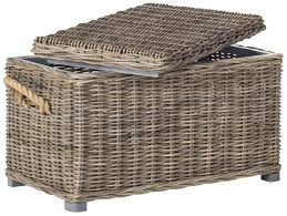 large wicker baskets with lids sea7019a storage furniture furniture by safavieh