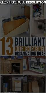 Kitchen Cabinet Organizer Ideas 100 Kitchen Cabinets Organizing Ideas 100 Kitchen Spice