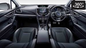 2017 subaru impreza sedan interior watch the 2017 subaru impreza reveal its interior in zen 360 video
