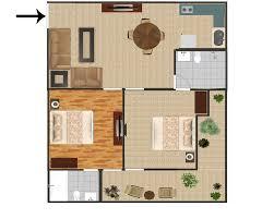 2bhk Floor Plan Floor Plan Windsor Court Jodhpur Reliobrix Group