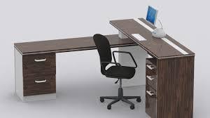 Modern Studio Furniture by Modern Studio Desk 3d Asset Cgtrader