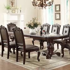 solid wood dining room sets ethan allen cherry dining room set oak dining room set with 6