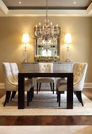 elegant dining room ideas transitional style room and buffet
