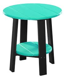Amish End Tables by Luxcraft Poly Deluxe End Table Swingsets Luxcraft Poly Furniture